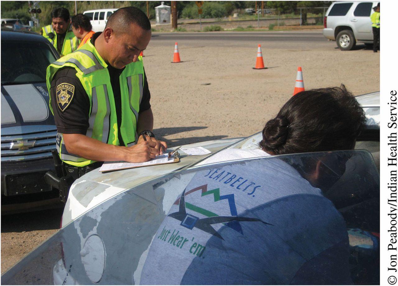 Reducing Motor Vehicle-Related Injuries at an Arizona Indian