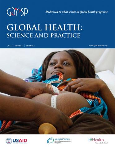 Global Health: Science and Practice: 5 (2)