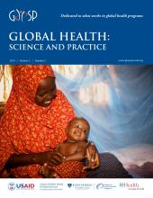 Global Health: Science and Practice: 2 (2)