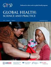 Global Health: Science and Practice: 2 (3)